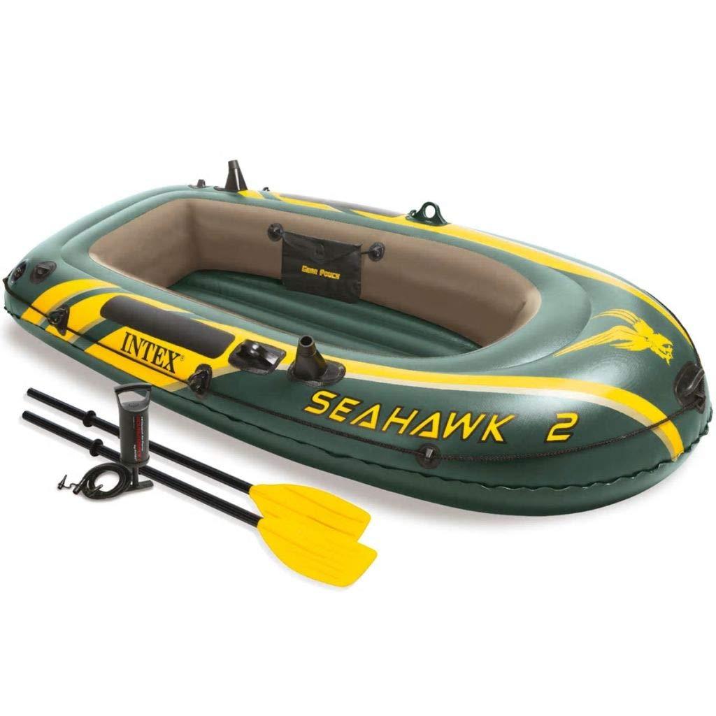 kayak Intex seahawk 2 ou 3 ou 4 place avec pompe