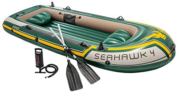 bateau pneumatique gonflable Seahawk 4 pour 4 personnes