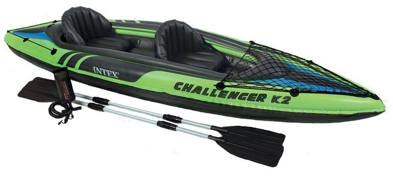 kayak intex challenger k2