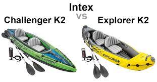 Challenger VS Explorer